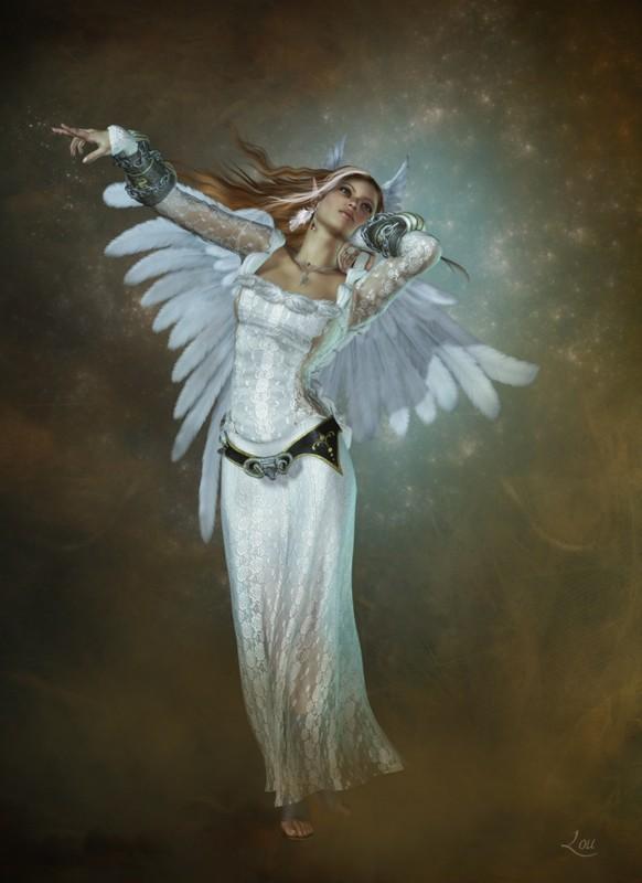 ANGELIQUEMENT VOTRE